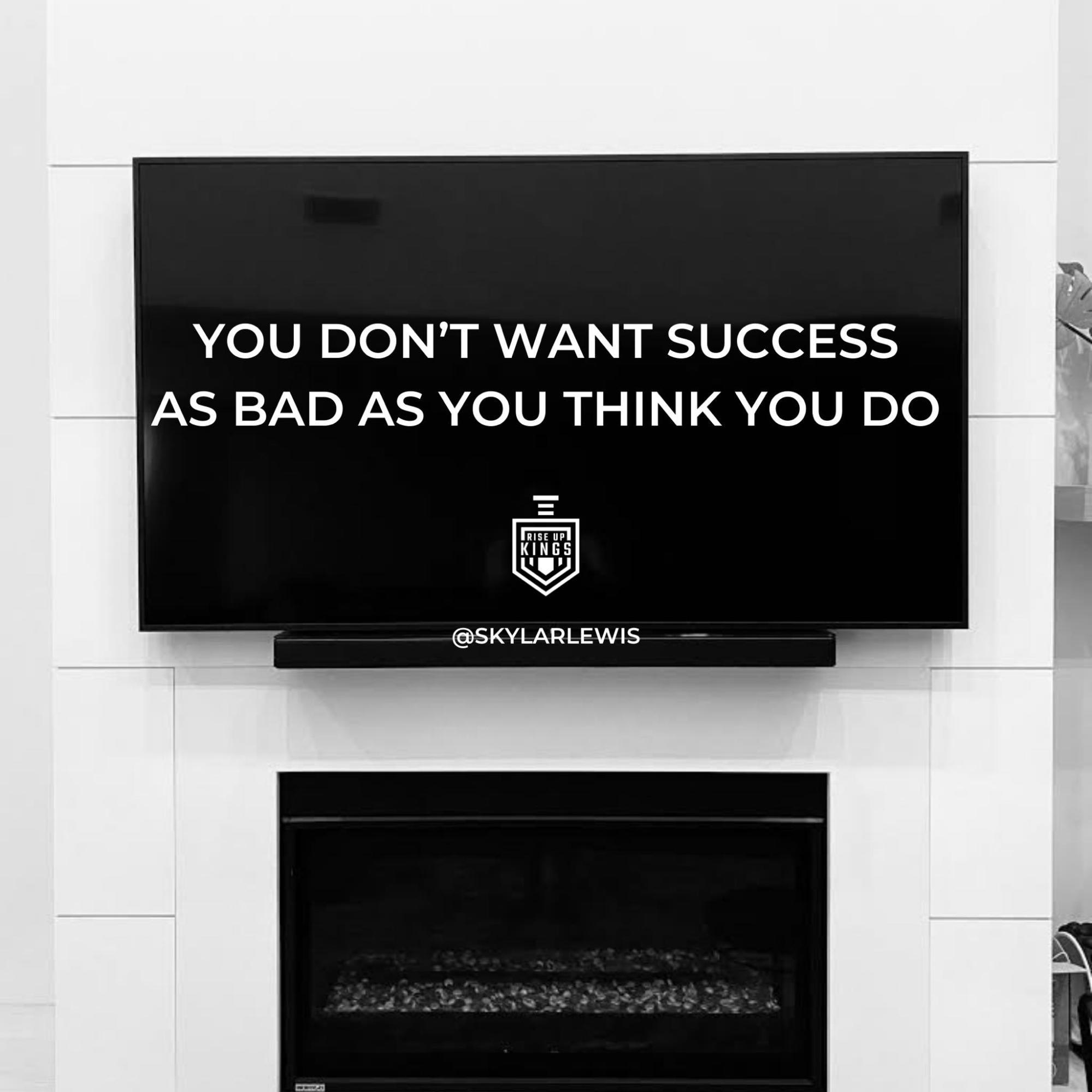 Stop the habit that isn't creating success